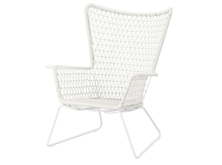 Sedie da giardino plastica sedia gialla sedia in plastica - Ikea poltrone da giardino ...