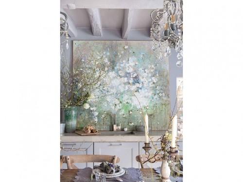 Tavoli Stile Shabby Chic : 4 stile shabby chic tavolo sedie legno naturale vetrina legno foto