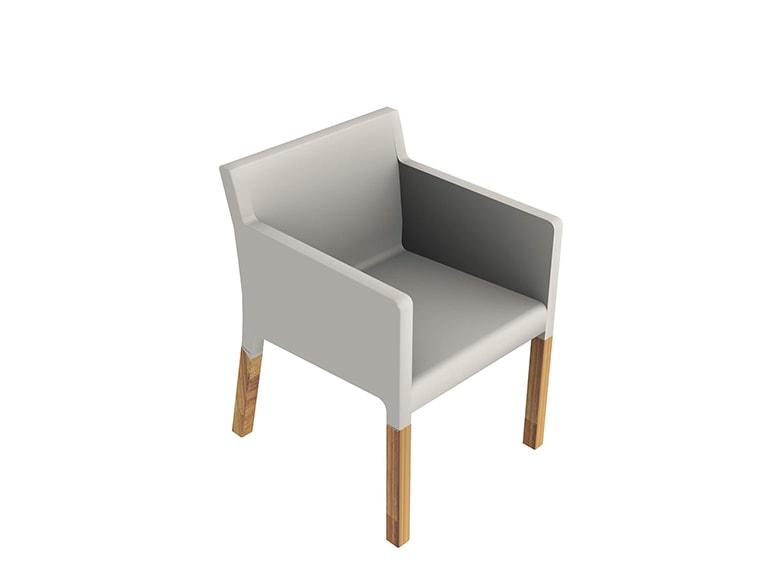 Bianco mania sedie da giardino nel colore che non teme rivali