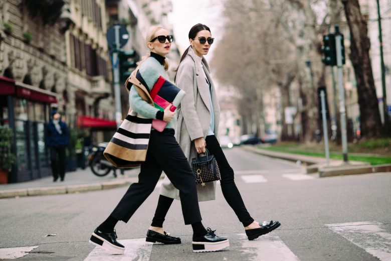 Alina & Diana: amiche e trendsetter per Fabulous Muses