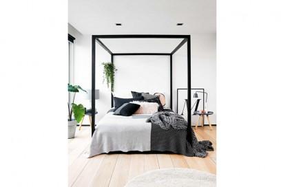 Una Camera Da Letto Da Sogno : Letto a baldacchino per una camera da sogno foto grazia
