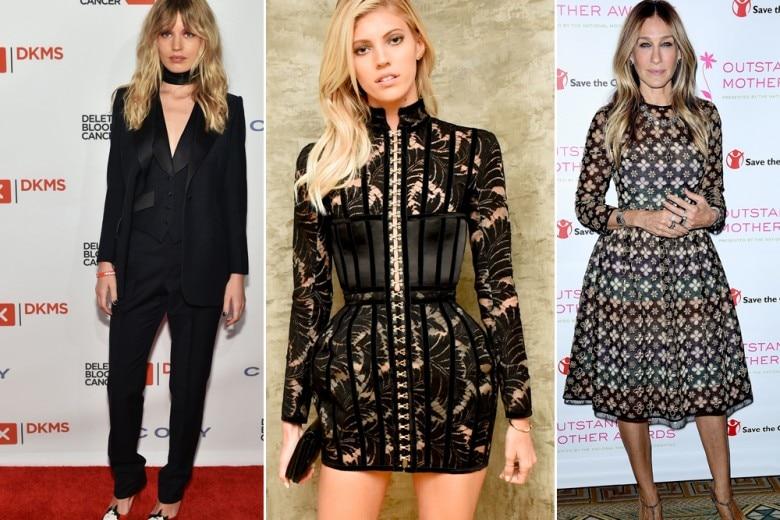 Le best dressed della settimana da Sarah Jessica Parker a Kate Middleton