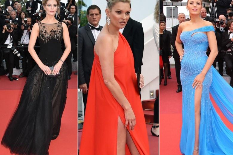 Cannes 2016: tutti gli abiti delle star sul red carpet