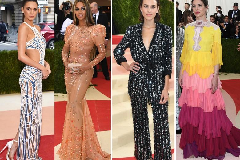 MET Gala 2016: tutti gli abiti delle star sul red carpet