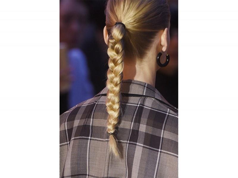 Celine_acconciature capelli sport primavera estate 2016