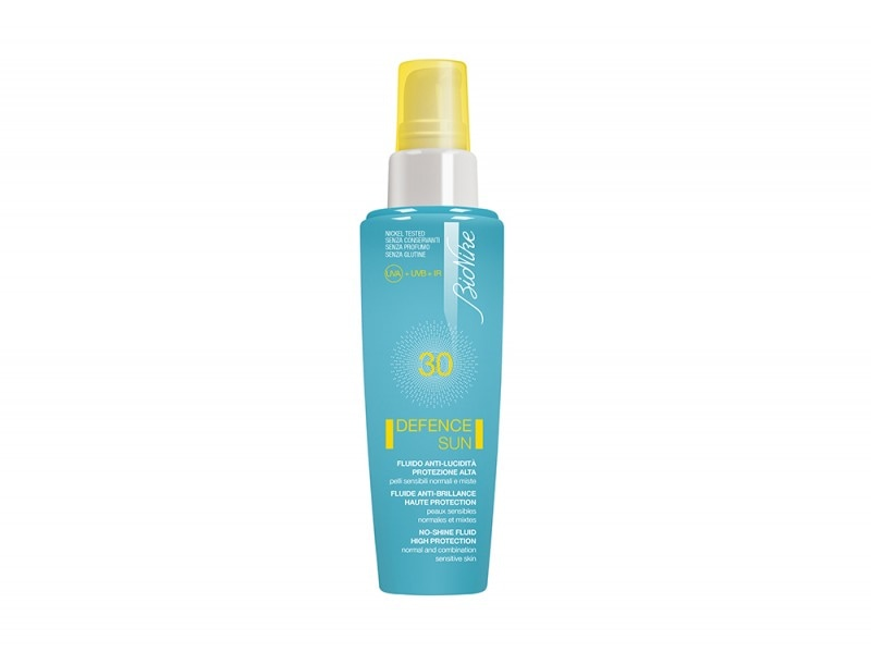 DEFENCE SUN Fluido anti-lucidit+ÔÇá SPF 3050ml_BioNike