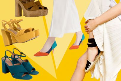 Le scarpe di Zara per l'estate 2016