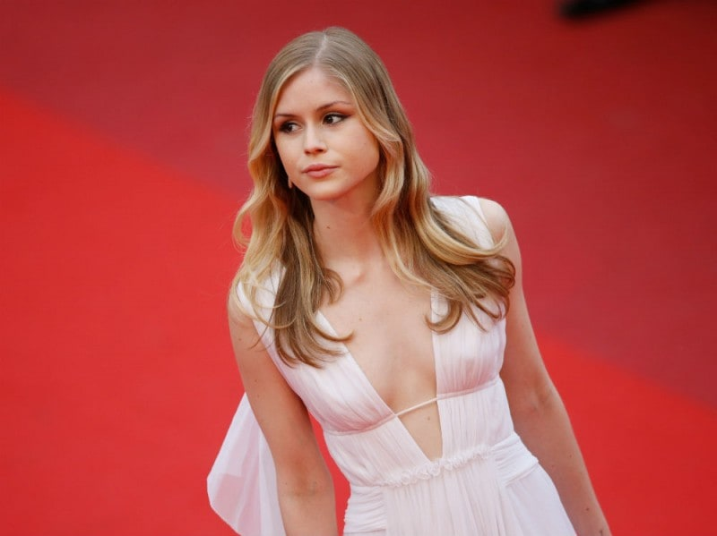 Erin Moriarty cannes
