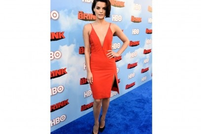 jaimie alexander abito rosso GettyImages