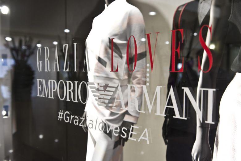Grazia Loves Emporio Armani: il 17 giugno a Forte dei Marmi