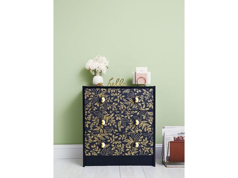 Ikea hacking 20 idee per personalizzare i tuoi mobili - Vernice per mobili ikea ...