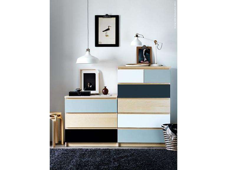 Ikea hacking 20 idee per personalizzare i tuoi mobili for Ikea progetto camera