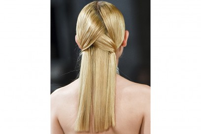 Iris-Van-Herpen capelli raccolti estate 2016
