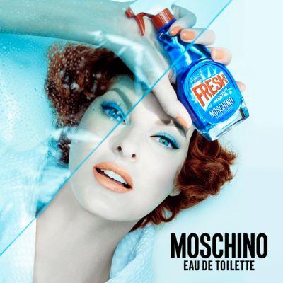 Moschino Fresh: una ventata di freschezza couture