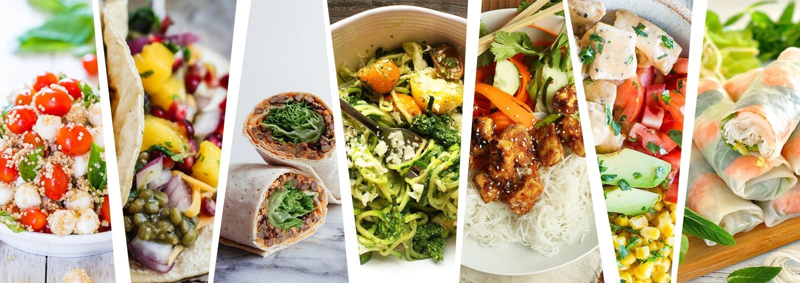 dieci piatti sani e light per chi odia l'insalata - grazia.it - Pranzi Sani E Leggeri