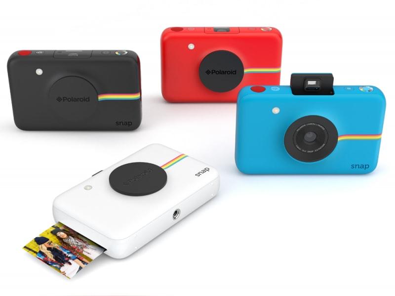 Polaroid-Snap—Tutti-i-colori