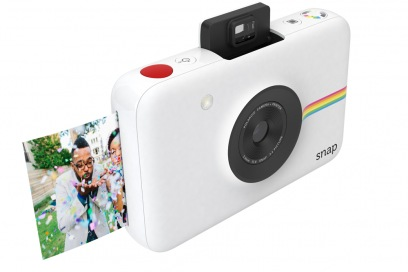 Polaroid-Snap—White