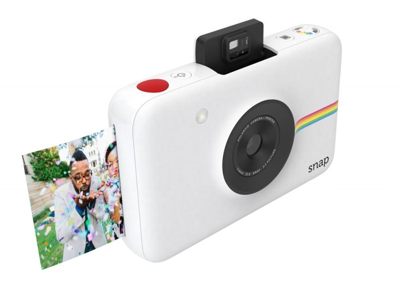 Polaroid-Snap—White