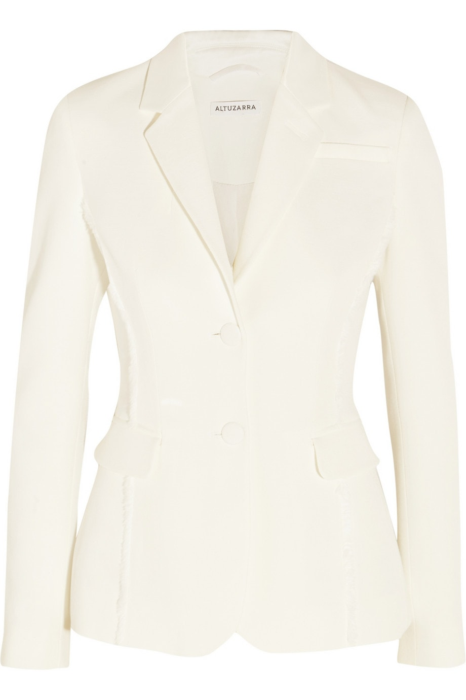 altuzarra giacca bianca