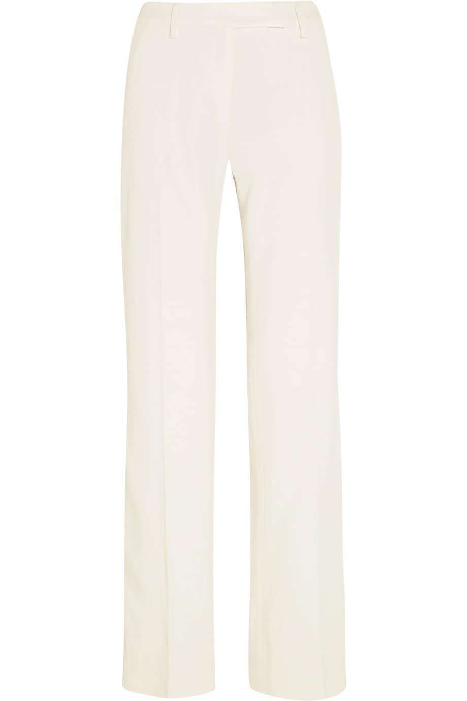altuzarra pantaloni bianchi