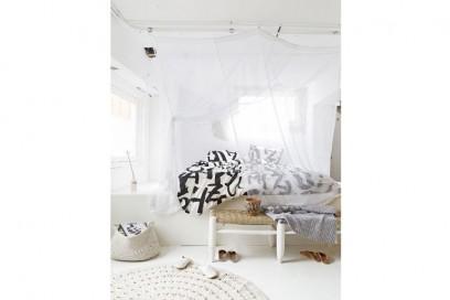 baldacchino zanzariera