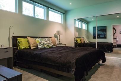 casa miley cyrus camera da letto