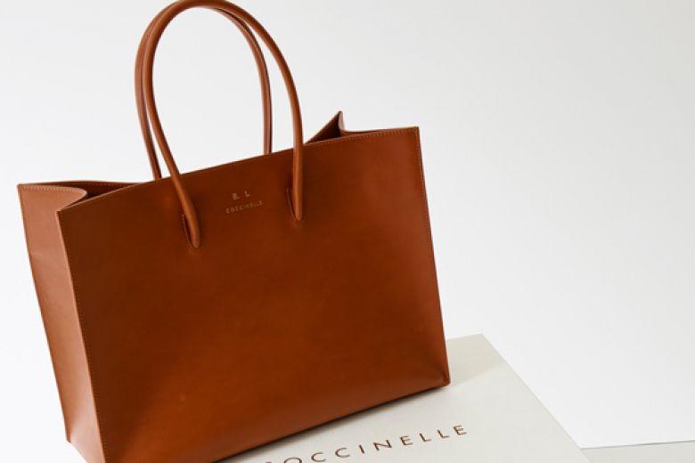 Dentro la borsa un messaggio, con My Coccinelle