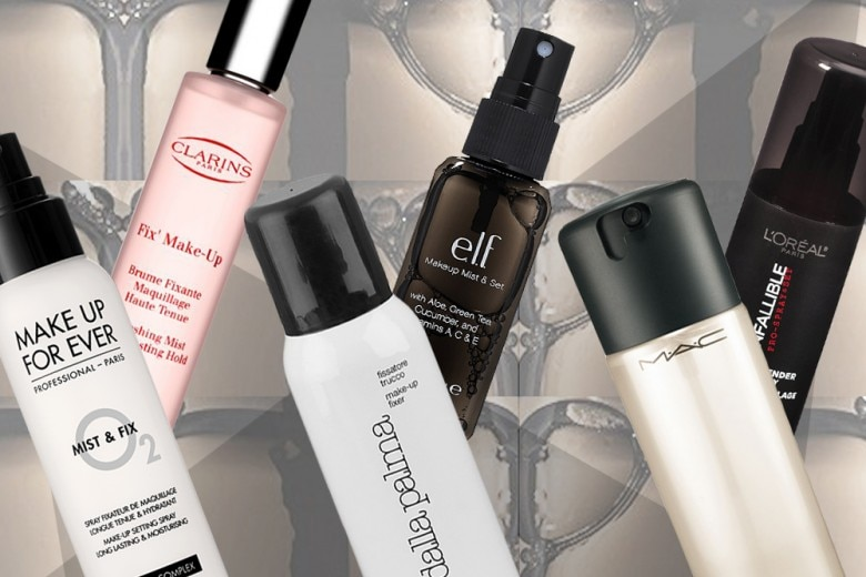 Spray fissante trucco: 10 must have per un make up a lunga tenuta