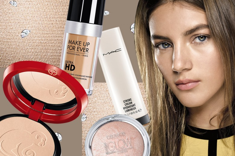 Lustre: la nuova tendenza per un make up viso luminoso
