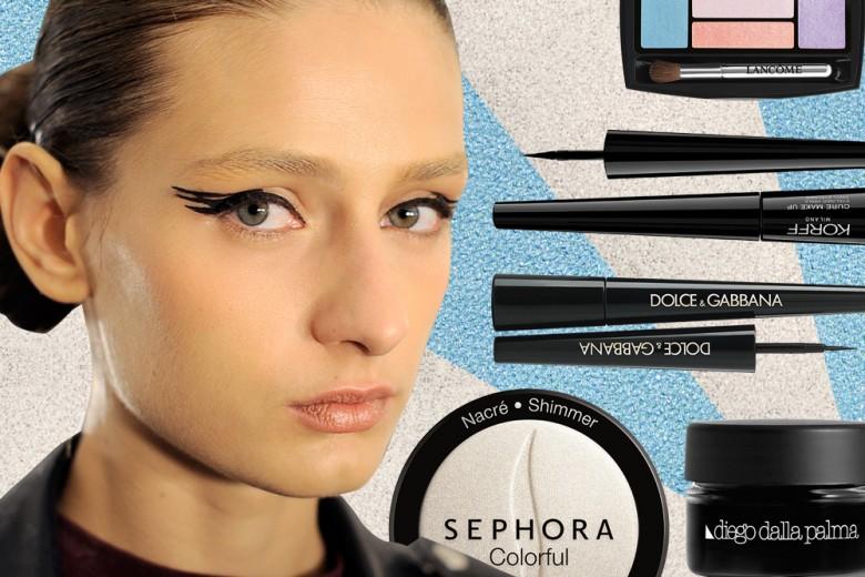 10 trucchi con eyeliner da provare ora
