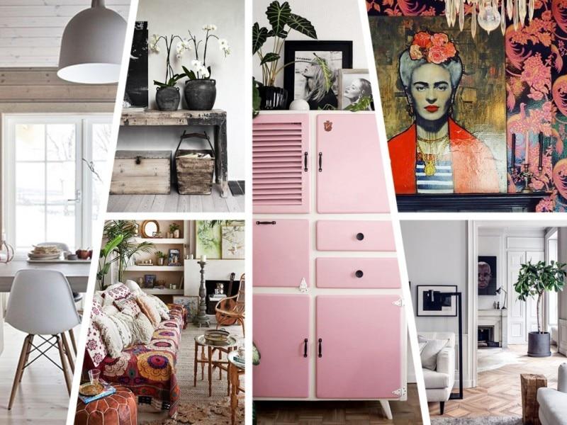 10 stili di arredamento che dovete assolutamente conoscere for Stili di case esterni