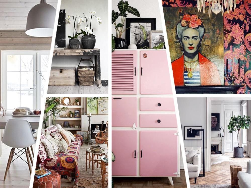 Breve guida ai 10 stili di arredamento che dovete for Stili di casa