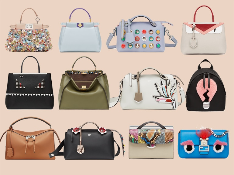 cover borse fendi i modelli più glam mobile