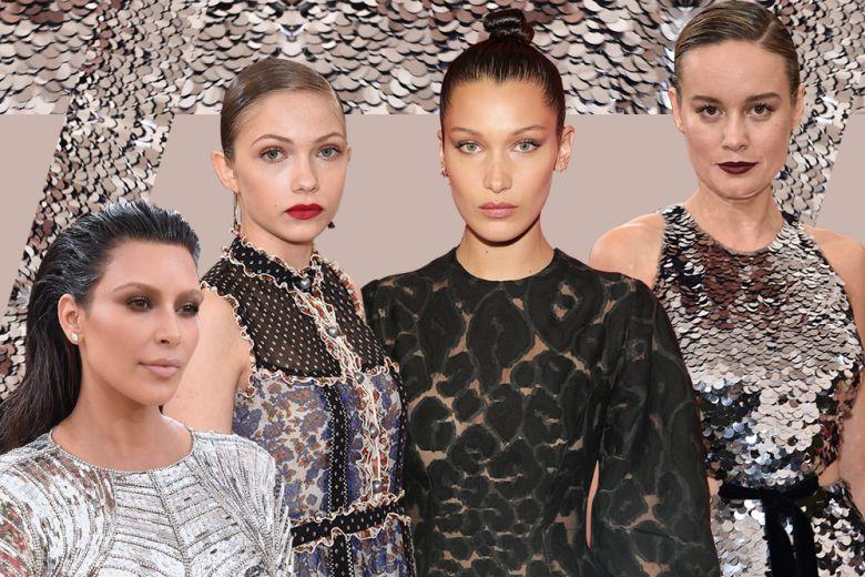 """Capelli effetto bagnato: i look """"sleek"""" delle star"""