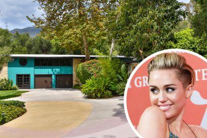 La casa di Miley Cyrus a Malibu