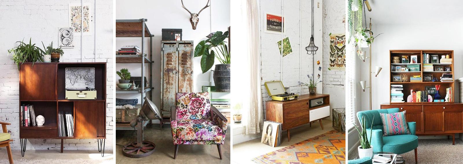 Come arredare la casa in stile vintage 10 consigli da for Consigli x arredare casa