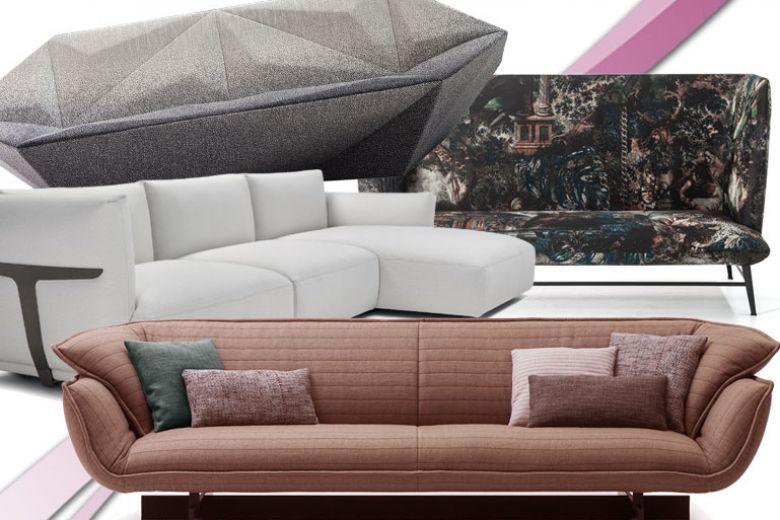 I divani più belli del 2016