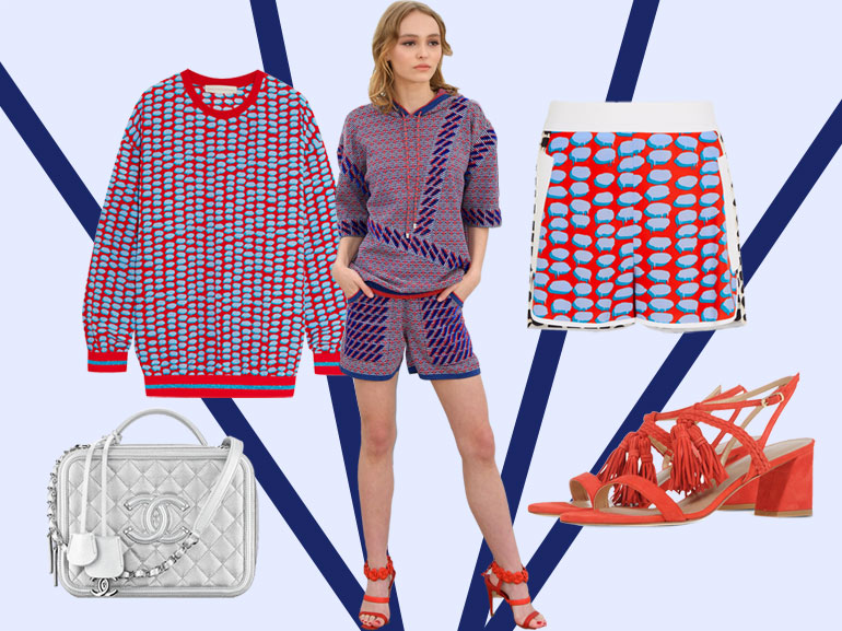 cover easy look lily rose depp mobile