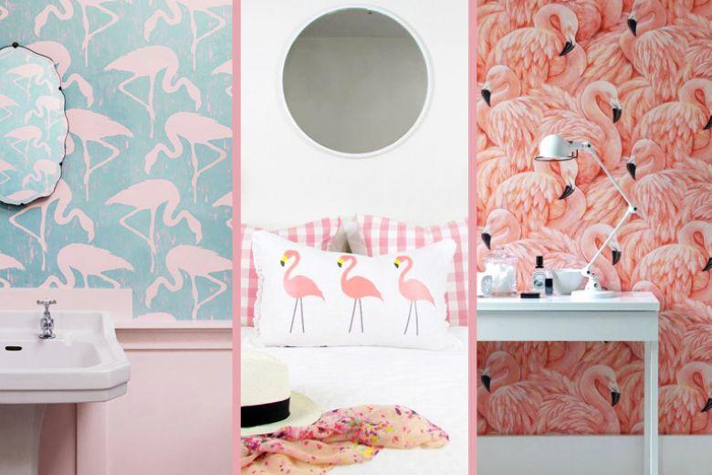 Flamingo fever: 10 idee per portare in casa il rosa tropicale