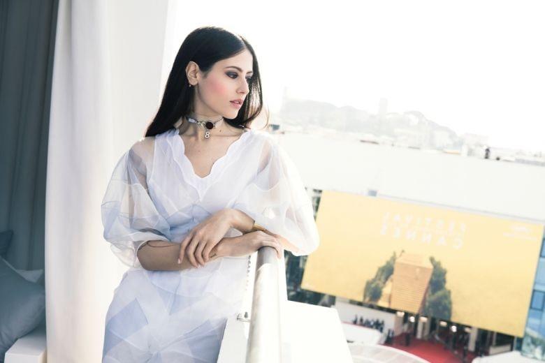 Gilda Ambrosio: il make up dalla Suite Dior di Cannes 2016
