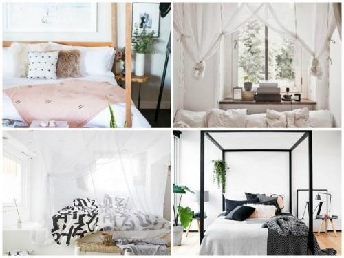 Una Camera Da Letto Da Sogno : Letto a baldacchino per una camera da sogno grazia.it