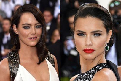 MET Gala 2016: i beauty look delle star