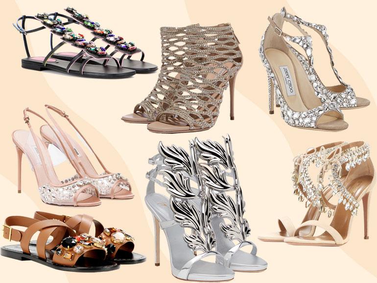 cover sandali gioiello le versioni più scintillanti mobile