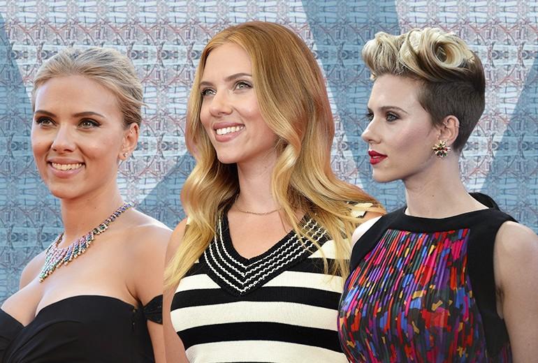 Scarlett Johansson capelli: tutte le acconciature più belle
