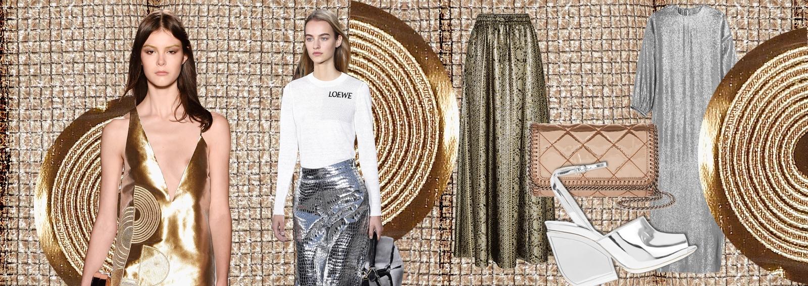 cover silver & gold la tendenza metallizzata dekstop