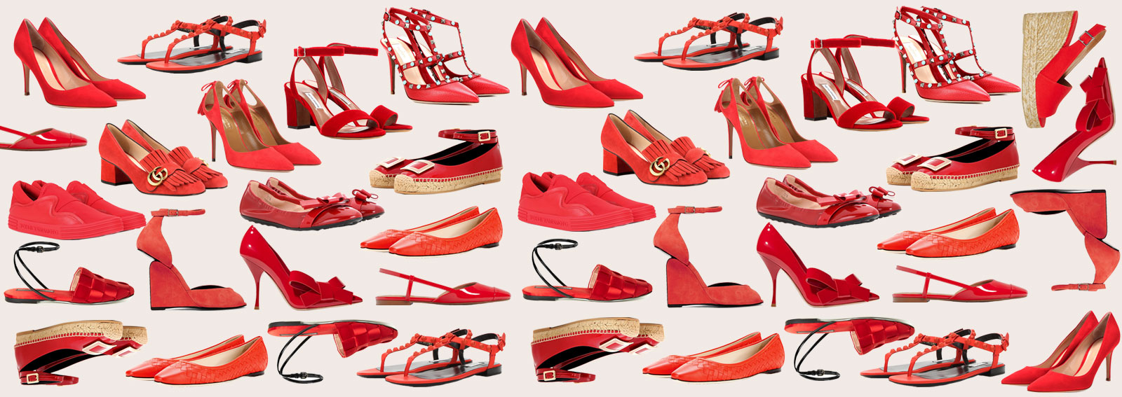 cover something red le scarpe rosse dekstop