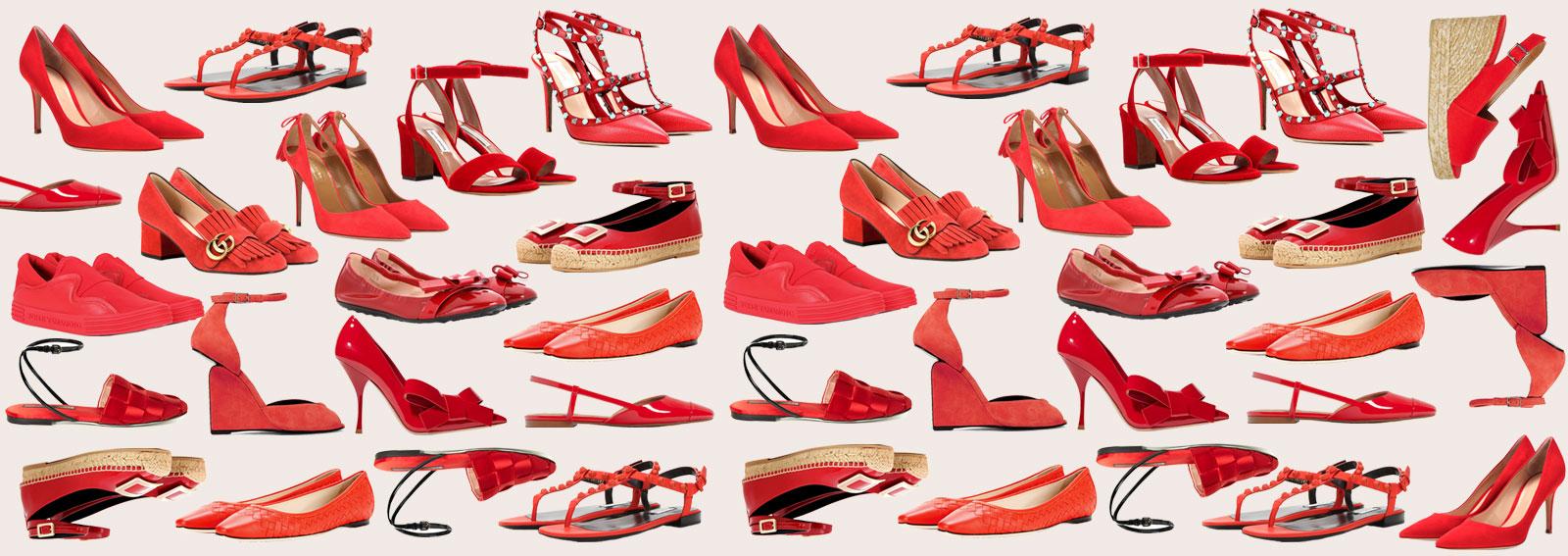 cover something red le scarpe rosse dekstop