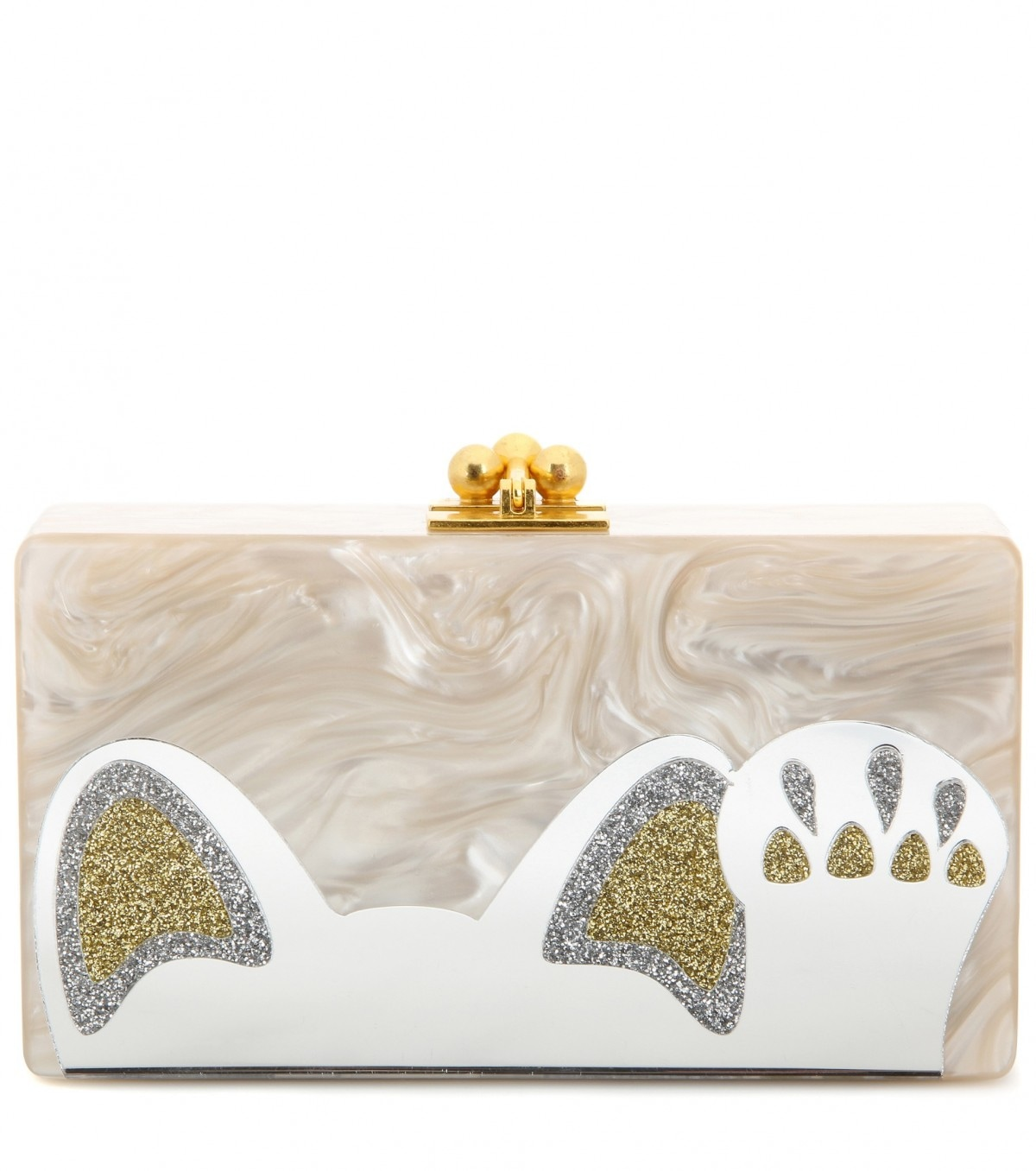 edie parker clutch gattino