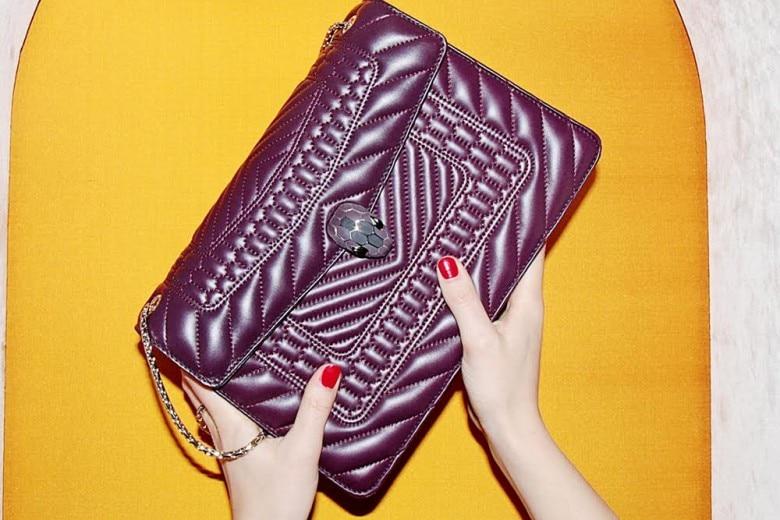 #InMyBag: Gilda Ambrosio vi invita a scoprire le nuove borse Bulgari