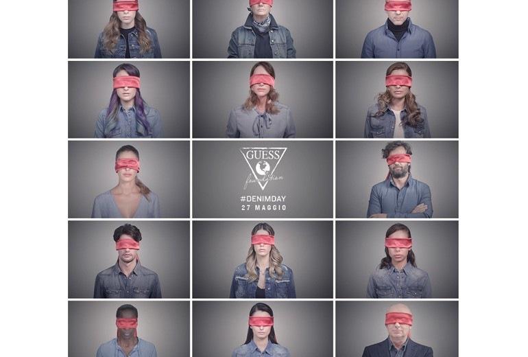 Guess Foundation: un video virale per il Denim Day